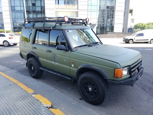 Land Rover Discovery 2 2.5 Td - Oportunidad!!!
