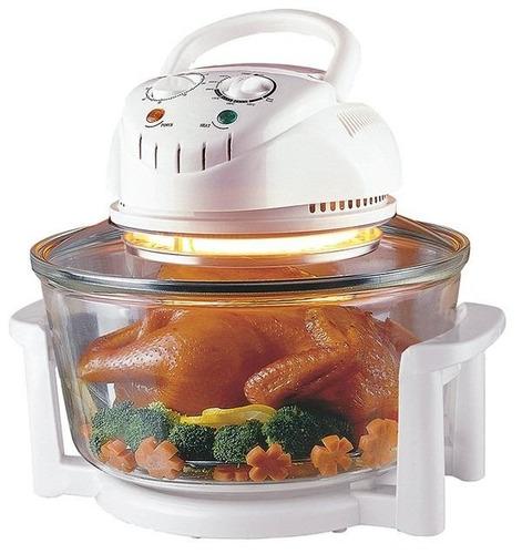 Horno Halógeno James Modelo Hhj 12 Cocina Rapida Kirkor