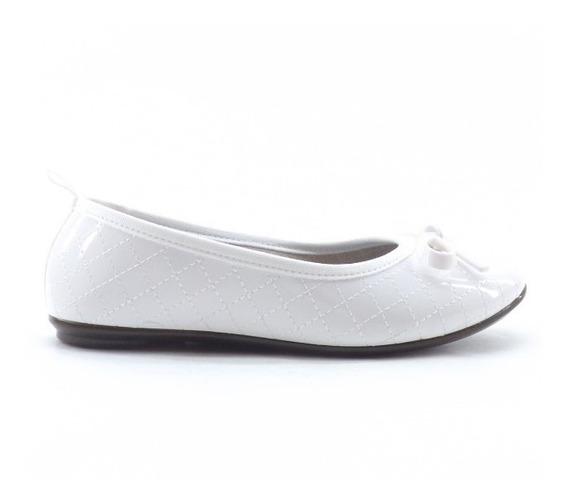 Zapato Acharolado Molekinha Chatita Balerina Nena 2502.351