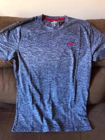 Camiseta Masculina Hollister