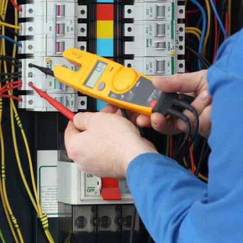 Imagem 1 de 1 de Serviço Em Geral De Eletricista
