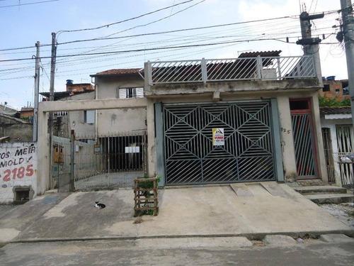 Casa Residencial À Venda, Parque Rodrigo Barreto, Arujá - Ca0486. - Ca0488