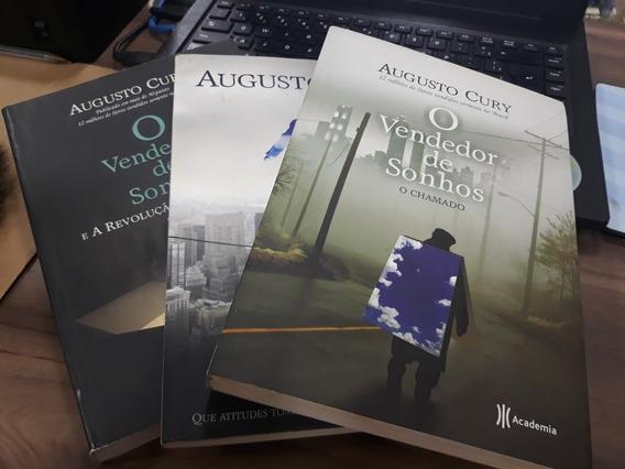 Box O Vendedor De Sonhos Augusto Cury