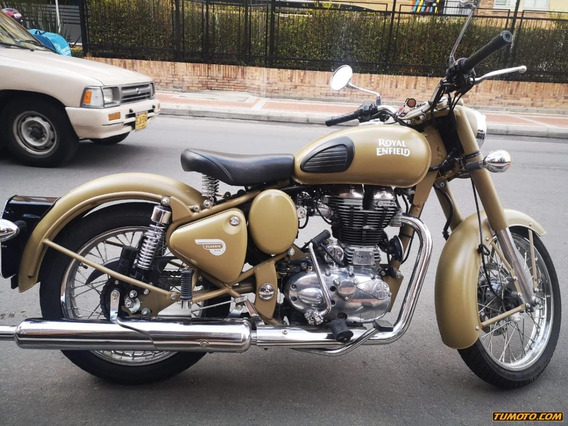 Motos Royal Enfield Bullet Classic 500