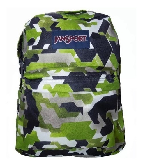 Jansport Superbreak Mochila Multi Watercolor Js00t501-0jy