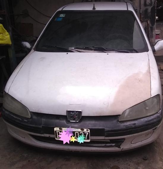 Peugeot 106 Xn Sedan 3 Puertas