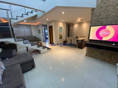 Casa À Venda, 260 M² Por R$ 990.000,00 - Universitário - Londrina/pr - Ca1498