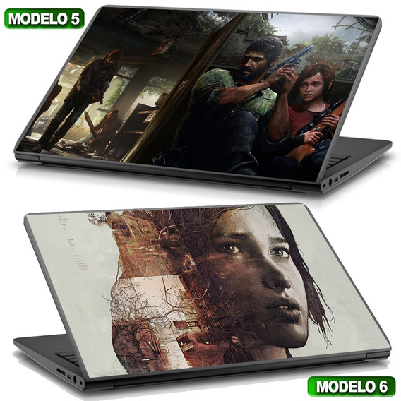 The Last Of Us Skin Notebook Oferta Gamer Compre Já Ps4 Top