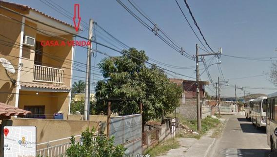 Casa Com 2 Dormitórios À Venda, 53 M² Por R$ 125.000,00 - Jardim Nova Era - Nova Iguaçu/rj - Ca0241