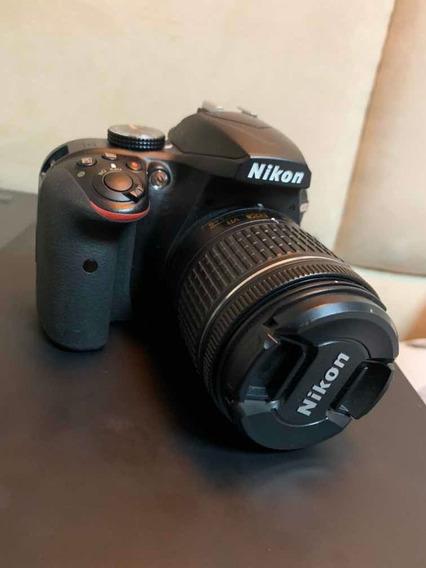 Nikon D3400 Lente 18-55mm Vr Kit