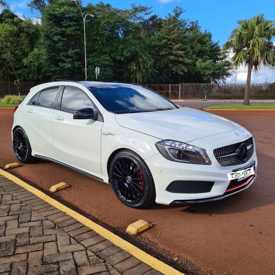 Mercedes-benz Classe A 2015 2.0 Sport Turbo 5p