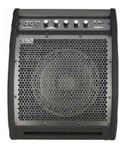 Amplificador Para Bateria Electronica Parquer 50w Ds50