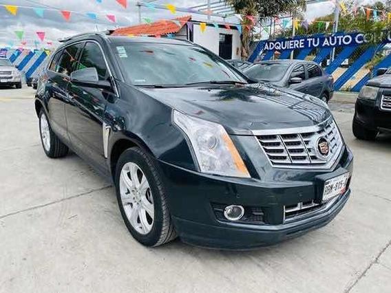 Cadillac Srx 3.6 Premium Awd At 2016
