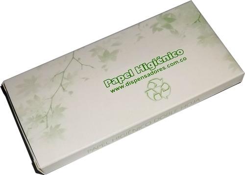 Papel Higiénico En Cajita Para Dispensador Paquete X 100