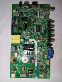 Placa Pricipal Tv Led Toshiba 24 Polegada