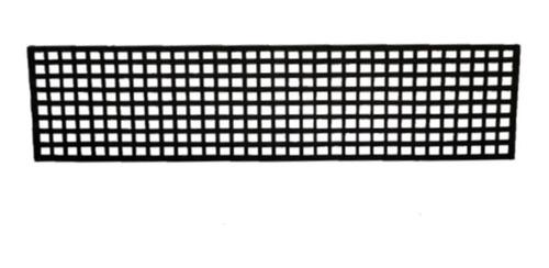 Imagem 1 de 1 de Grelha Ferro Fundido Quadriculada Esgoto Reforçada 40x100cm