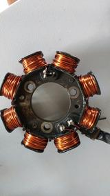 Estator Rebobinado Da Titan 125 2003a2008