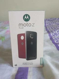 Moto Z Play Display Queimado