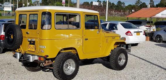 Toyota Fj-40 1982 Dh Cuero