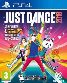 Ps4 Just Dance 2018 - Juego Fisico - Haisgame