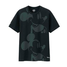 Uniqlo Mickey Art Short-sleeve Graphic T-shirt (andy Warhol)