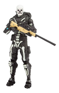 Fortnite Skull Trooper Mcfarlane Original Con Envío Gratis
