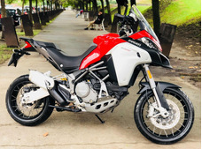 2017 Ducati Multistrada Enduro 16 Mil Kilómetros