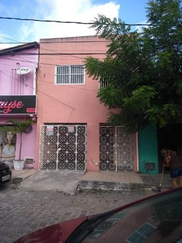 Imagem 1 de 9 de Casa Com 2 Dormitórios À Venda, 101 M² Por R$ 200.000,00 - Nossa Senhora De Nazaré - Natal/rn - Ca7393
