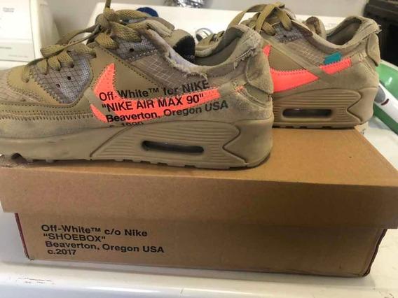 Nike Air Max 90 Offwhite Original