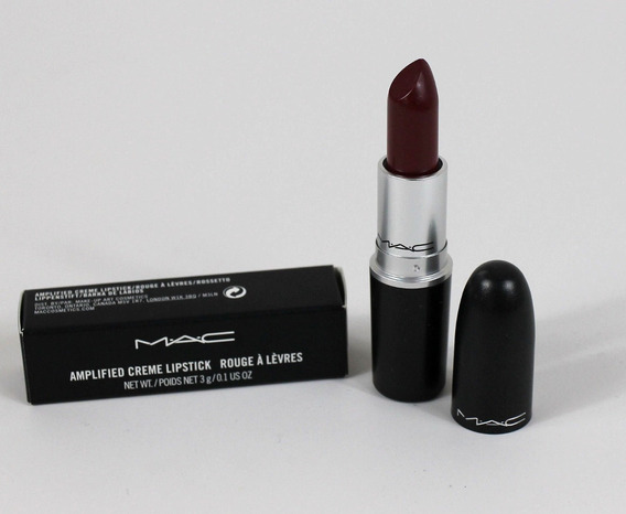 Mac - Labial Dark Side (amplified) Maquillaje 100% Original