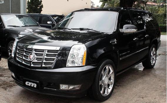 Cadillac Escalade 6.2 Esv 4x2 V8 Gasolina 4p Automático