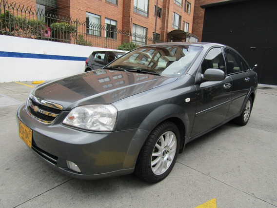 Chevrolet Optra Limited Mt 1800 Cc