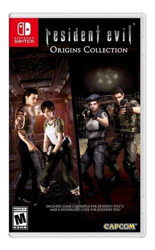 Imagen 1 de 4 de Resident Evil: Origins Collection Capcom Nintendo Switch  Físico