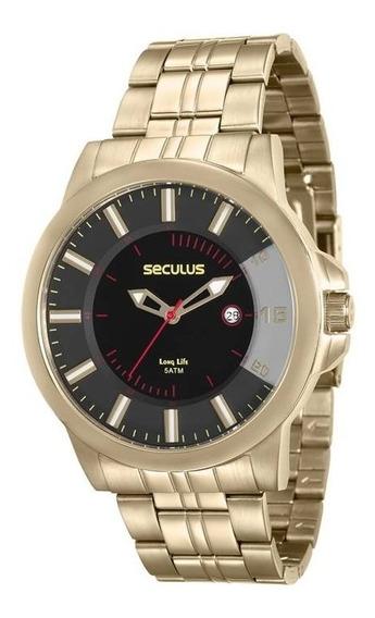 Relógio Seculus 20468gpsvda1 Original! Frete Grátis!