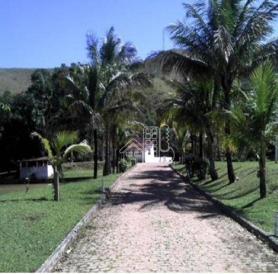 Belissima Fazenda Frente Br101 Com 5 Nascentes Proprias - Fa0002
