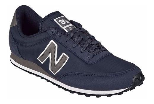 Tenis Deportivo New Balance Azul Marino Para Hombre