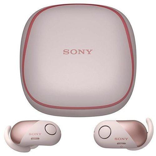 Fone De Ouvido Sem Fio Sony Wf-sp700n/pm Com Bluetooth