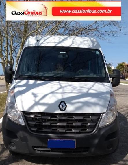 Vende Van Reault Master 2014 Completa