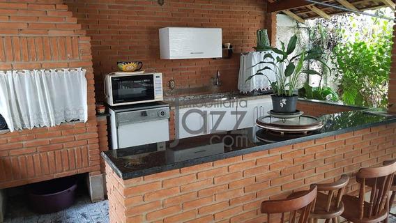 Excelente Casa Com 3 Dormitórios À Venda, 420 M² Por R$ 1.000.000 - Jardim De Itapoan - Paulínia/sp - Ca6323