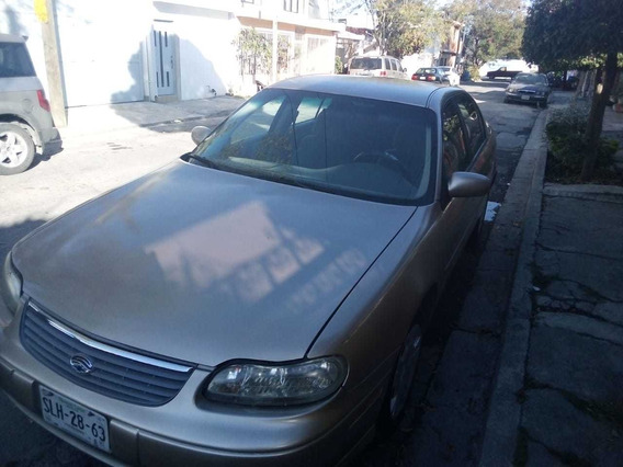 Chevrolet Malibú 4 Cilindros