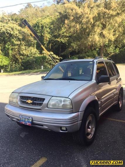 Chevrolet Grand Vitara Sport Wagon 4x4