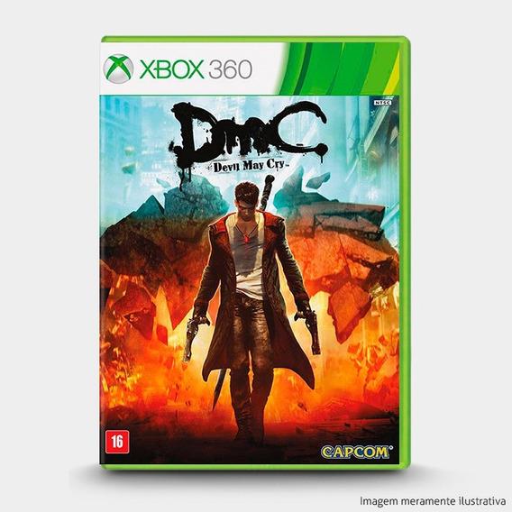 Dmc Devil May Cry - Original Para Xbox 360 Novo