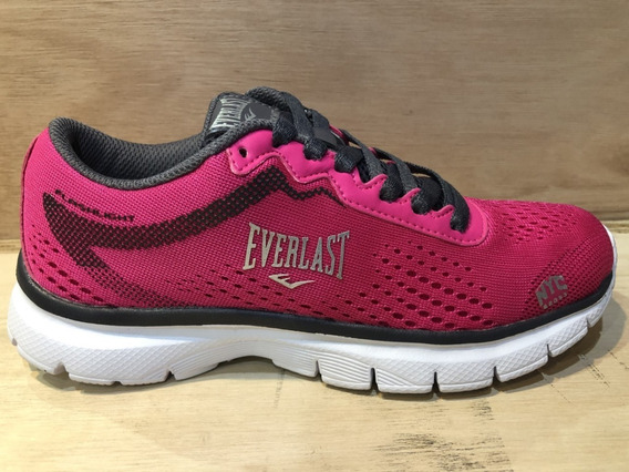 Zapatillas Everlast Flashlight Running Mujer Fitness