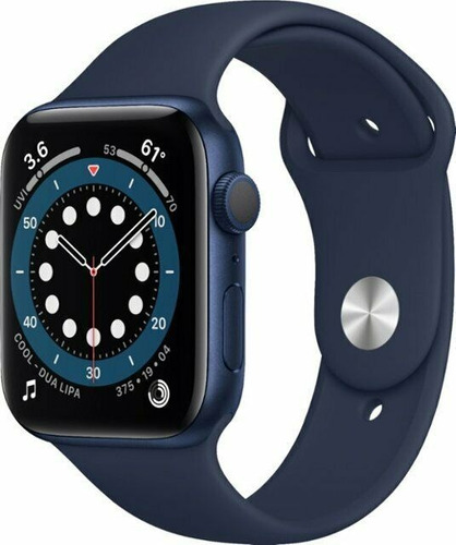 Apple Watch Series 6 (gps) 44 Mm Sellado De Fábrica Garan...