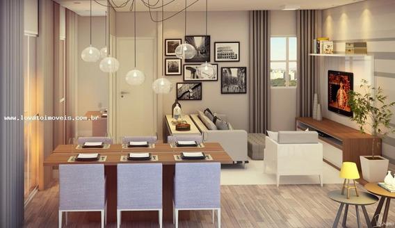 Apartamento Para Venda Em Osasco, Continental, 1 Suíte, 1 Vaga - Elc00816