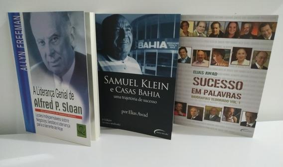 Samuel Klein E As Casas Bahia Sucesso Em Palavras A Lideranç