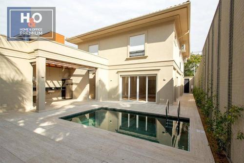Imagem 1 de 30 de Casa Com 4 Dormitórios 4 Suítes À Venda, 420 M² - Alto De Pinheiros - São Paulo/sp - Ca0171