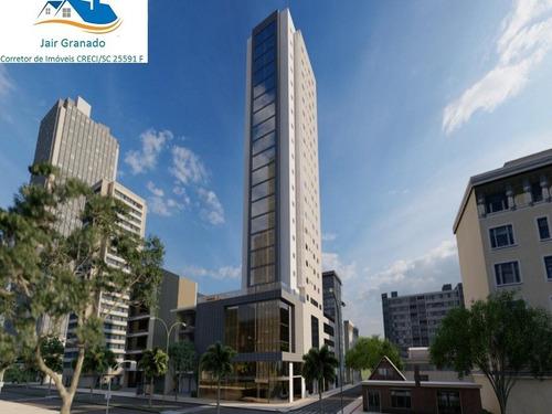 Lançamento Lindo Apartamento Alto Padrão No Centro De Balneário Camboriú - Ap01478 - 69346065