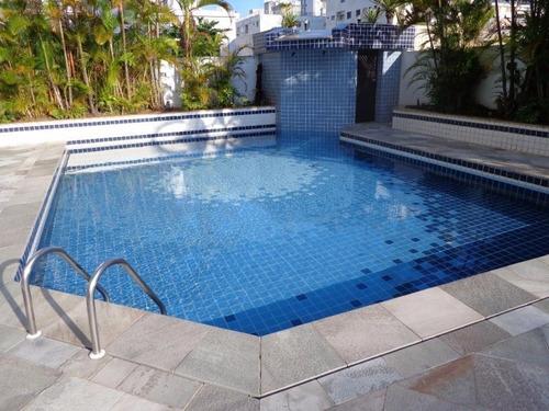 Apartamento Residencial À Venda, Praia Das Astúrias, Guarujá. - Ap3058 - 34709707
