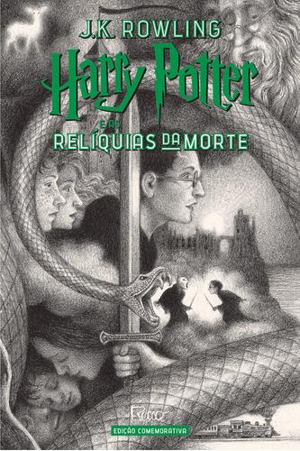 Imagem 1 de 1 de Harry Potter E As Relíquias Da Morte - Ed.20 Anos